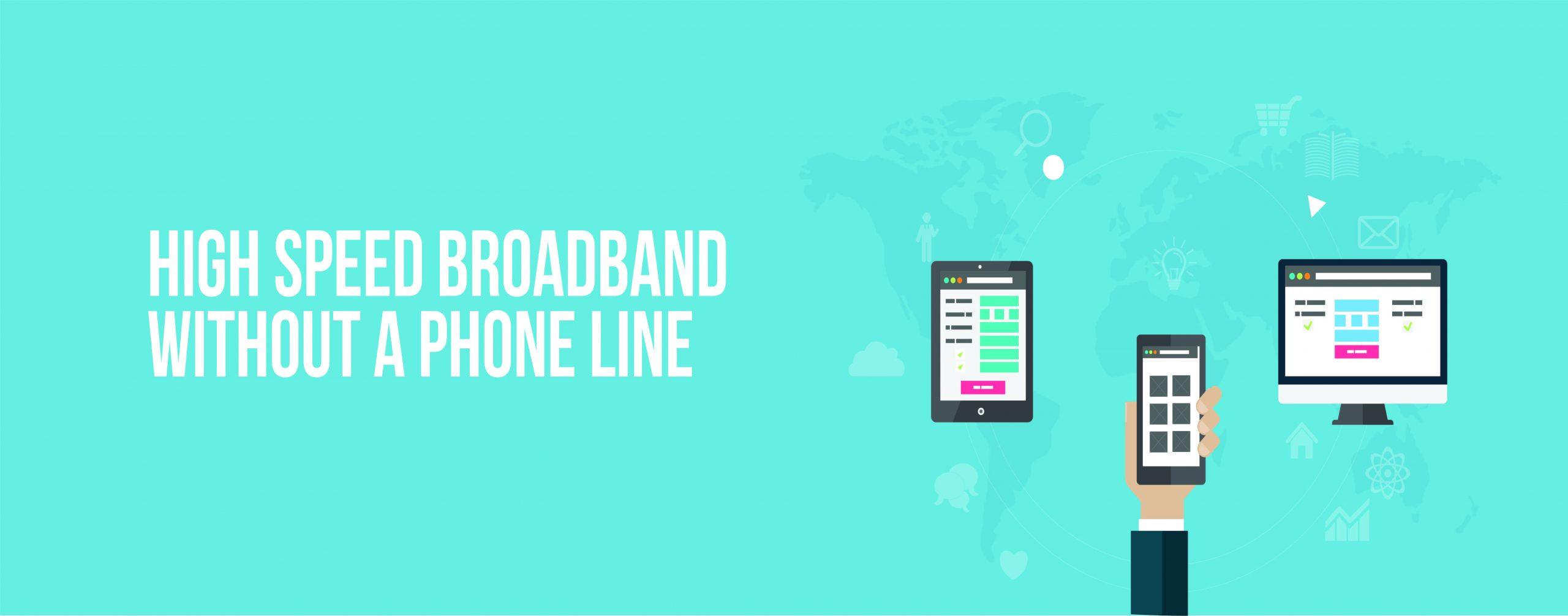 Broadband banner
